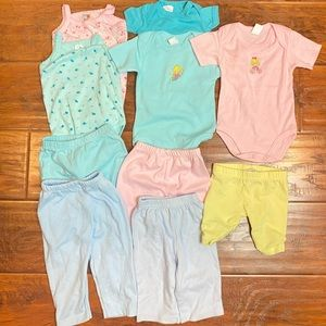 Other - 0-3 MONTHS Baby Girl Clothing